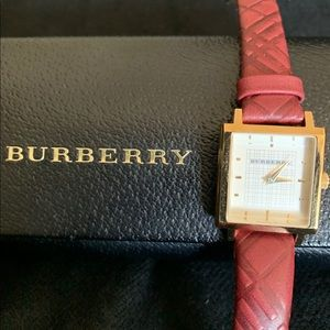 Burberry Swiss Quartz Ladies Watch